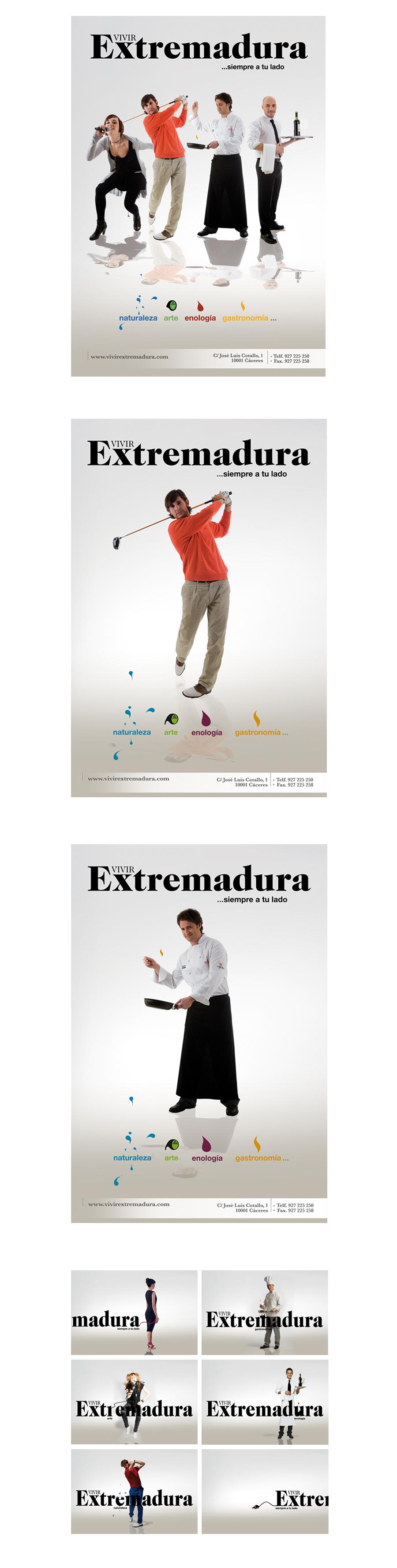 Revista Vivir Extremadura